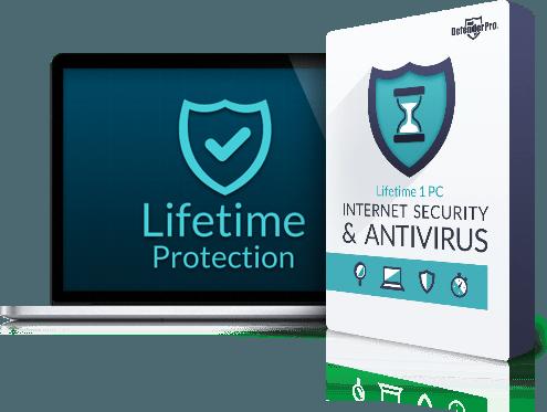 lifetime free antivirus for laptop